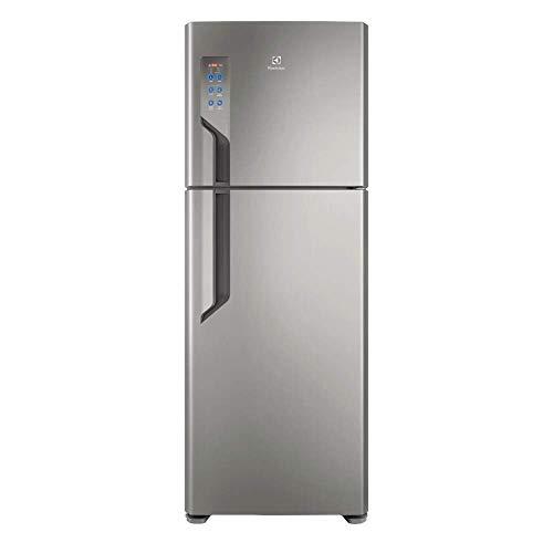 Geladeira/Refrigerador Electrolux TF56S Top Freezer 474L Platinum