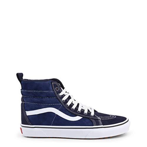 Vans SK8-Hi MTE Sneaker blau/weiß, 7.0 US - 39 EU - 6 UK