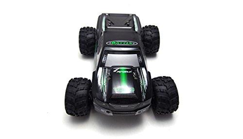 Amewi 22275 Vortex18 Green, Monstertruck 1:18 4WD RTR, Grün
