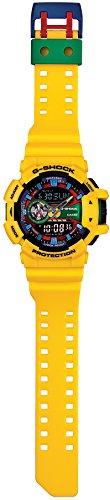 『[カシオ] 腕時計 ジーショック Hyper Colors GA-400-9AJF イエロー』の1枚目の画像