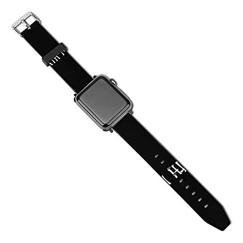 Death Note - Correa de piel, compatible con Apple Watch, 38 mm, 40 mm, 42 mm, 44 mm, correa de piel, múltiples para iWatch Series 5/4/3/2/1, diseño único