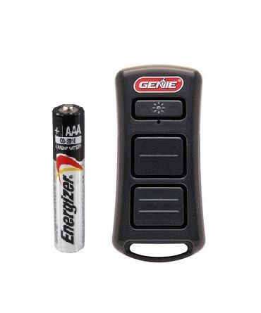 The Genie Company 2-Button Garage Door Opener Flashlight remote GL2T-BX
