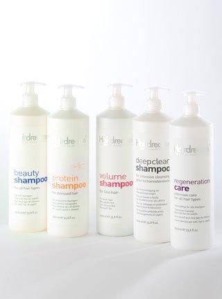 Priorin, shampoo proteico, 1000 ml (etichetta in lingua tedesca)
