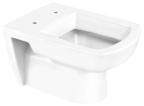 Cornat Tiefspül Wand-WC ONDO weiß / Toilette / Hänge WC / Tiefspüler / Badezimmer / WWCTONDCBD00
