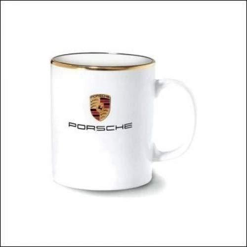 Porsche Selections CRESTED Kaffeetasse groß