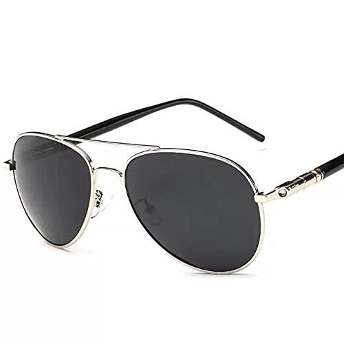 Gafas De Solnuevas Gafas De Sol Polarizadas para Hombre, Gafas De Sol Clásicas De Piloto A La Moda De Marca, Gafas De Conducción De Pesca, Gafas De So