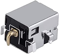 Silverdrew Laptop DC Power Jack Connector DC Power Jack Socket Plug Conector Puerto adecuado para ASUS Laptop K53E K53S Mother Board