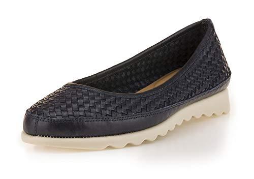 The FLEXX Cheequers Zapato bajo Mujer Azul Navy 37