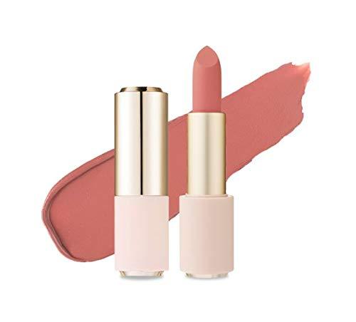 ETUDE HOUSE Better Lips-Talk Velvet #BE121 Muhly Garden | Stronger Velvet Texture with Autumn-Mood Colors | Korean Makeup