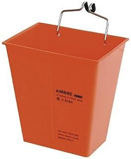 八幡化成 フック付きポケット AMBRE(アンブル) ハングポケット S オレンジ