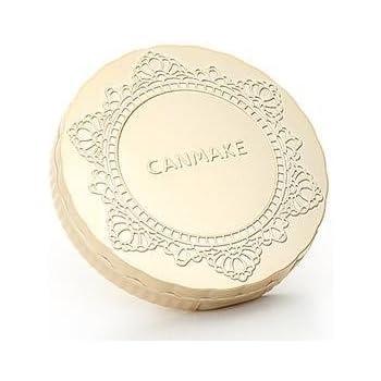 Canmake Marshmallow Finish Powder MB Matte Beige Ochre