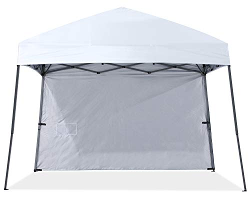 ABCCANOPY Pop Up Gazebo Tent Sun Protection Comapct and Lightweight Beach Gazebo Slant Leg Backpack Gazebo