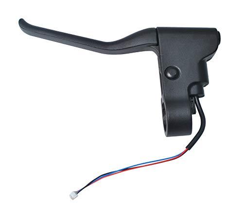 Palanca de Freno Delantero de Repuesto Poweka Compatible con Xiao-mi Mijia M365 Scooter Eléctrico