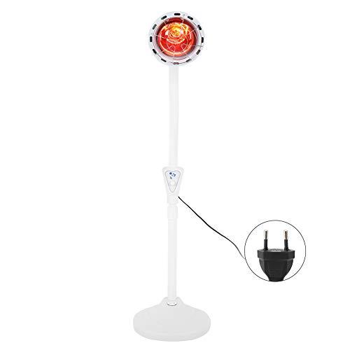 Lámpara de Fisioterapia,275W Lámpara con Infrarrojos con Lámpara de Terapia, Lámpara Flexible Infrarrojos Ajustable Calefacción por Alivio del Dolor Lámpara