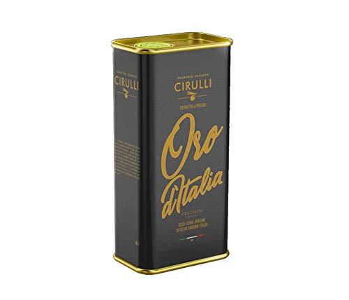 Lattina di Olio Extravergine di Oliva Pugliese da 5 L