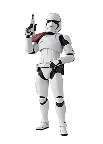 Bandai S. H. Figuarts Star Wars First Order Storm Trooper (THE LAST JEDI) Special Set