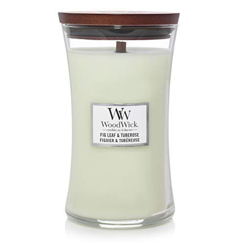 Woodwick Kerze, Radish & Rhubarb, Medium Hourglass