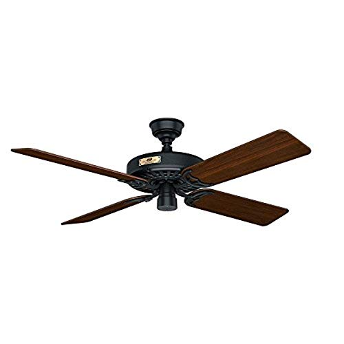 Hunter Fan Company 23838 Hunter Original Indoor, Outdoor Ceiling Fan with Pull Chain Control, 52',...