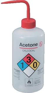 薬品識別安全洗浄瓶 アセトン /4-3039-06