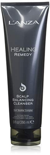 L'ANZA 30010B Healing Remedy Scalp Balancing Cleanser, 300ml