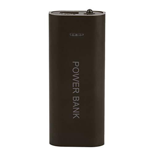 EmNarsissus Multicolor Opcional USB Mobile Power Bank Case Cover Nuevo portátil 5600mAh Cargador de batería Externo Carcasa Powerbank