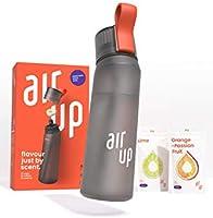 air up® Starter Set - 1 x Bouteille d'eau sans BPA 650 ml - pour aromatiser l'eau, 0 Sucre, 0 Calorie