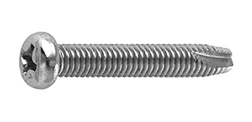 鉄/三価ホワイト (+) ナベタッピング [3種C1形] M6×20 (10本)