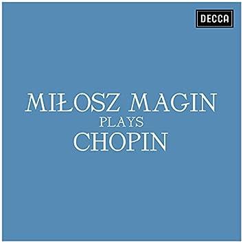 Milosz Magin plays Chopin