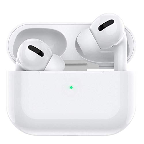 Wireless Headphones Bluetooth Earbuds with Charging Case Noise Cancelling 3D Stereo Headphones Built in Mic in Ear Ear Buds Pop-ups Auto Pairing Headphones for iPhone/Andriod/Apple AirPods Pro