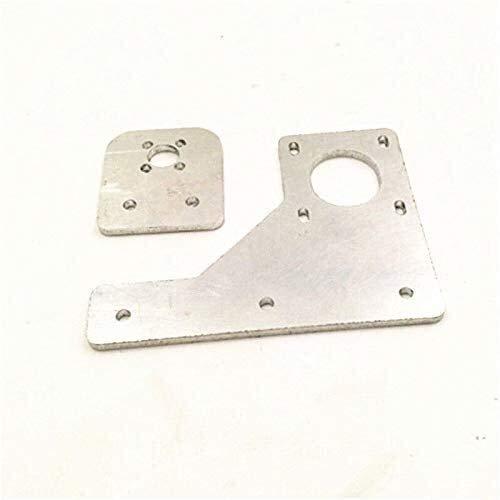 Printer Accessories Aluminum Alloy Dual Z Axis Upgrade Plate kit for TEVO Tarantula 3D Printer Part 3D Printing Accessories