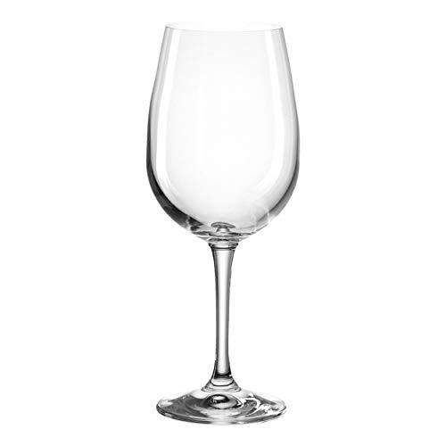 montana first+ Rotwein-Gläser, 6er Set, spülmaschinenfeste Rotwein-Kelche, Wein-Gläser im klassischen Stil, Glas-Kelch für Rotwein, 420 ml, 044449