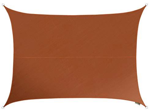 Primrose Toldo–Kookaburra® 3,0m x 2,0m rectángulo Terracota transpirable