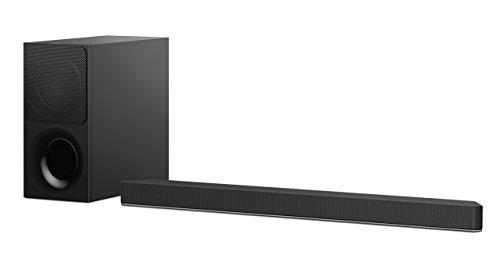 Sony HT-XF9000 2.1-Kanal Dolby Atmos/DTS:X Soundbar (mit Vertical Surround Engine und Subwoofer) Schwarz