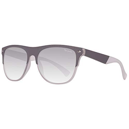 Pepe Jeans PJ7295C256 Gafas De Sol, Gris, 56 para Hombre