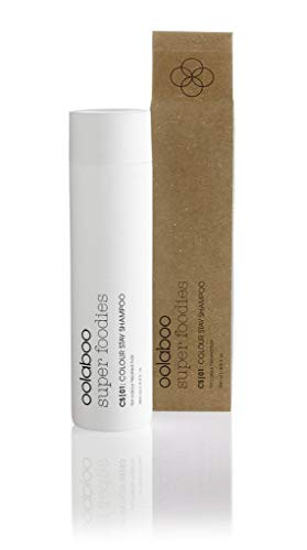 Oolaboo Super Foodies CS 01 Colour Stay Shampoo 250ml