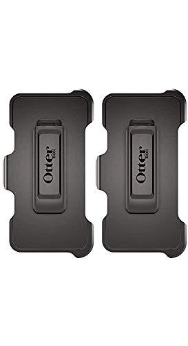 OtterBox Defender Series Holster/Belt Clip for OtterBox Defender Series Case - Apple iPhone 6s/6 Black (Please Read Full Item Description) Non-Retail Packaging (2-Pack) - Black (Black)