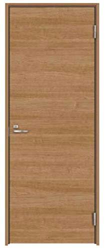 ハピア 音配慮ドア 居室タイプ 片開き U0デザイン 鍵付き 枠外幅:780mm×製品高:2,045mm 製品色:ネオホワイト(WH) 見切(ケーシング):見切C(壁厚131〜149mm用) 吊元:左開き(L) 鍵種類:表示錠 室内ドア DAIKEN 大建