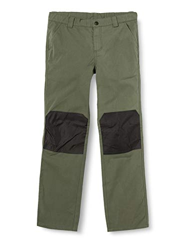Lego Wear Kinder-Unisex LWPOWAI - Gewachste All Wetter Hose (Anti-Mücken) Regenhose, 883 Dark Green, 116