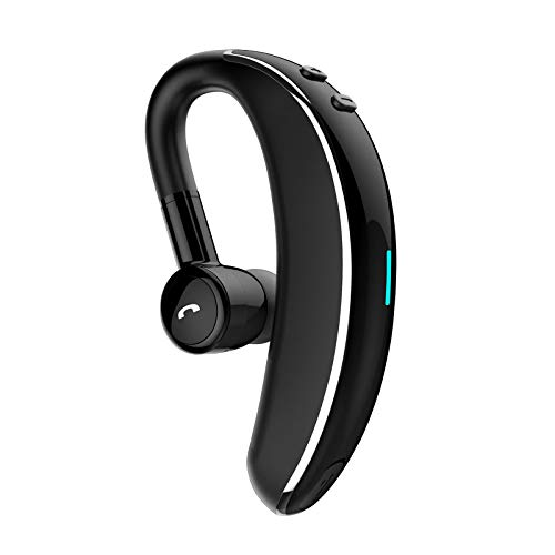 WANYANG V7 Bluetooth 5.0 Headset Wireless Noise Cancelling Headset Headphones with Mic 20 Hrs Talk time handsfree Driving