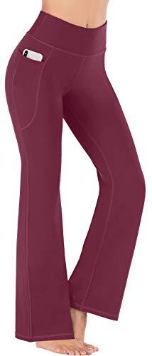 TITLE_Heathyoga Bootcut Yoga Pants