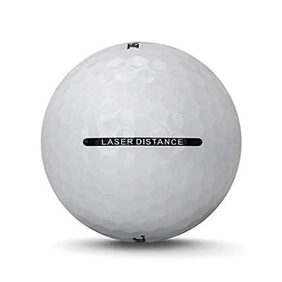 Ram Golf Laser Distance Golf Balls - 3 Dozen - White