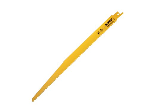 Dewalt DT2350-QZ DT2350-QZ-Hoja de sierra sable bi-metal, longitud: 305mm, paso de diente:...