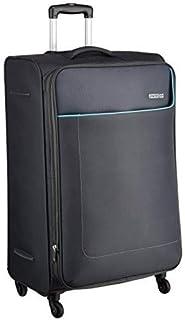 American Tourister Jamaica Soft Medium Luggage trolley bag,Black 66cm spinner