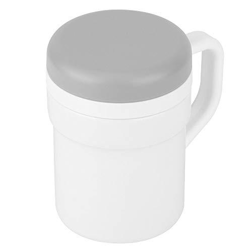 NOBGP 320ml Magnetic Self Stirring Cup, Intelligent Waterproof Automatic Coffee Milks Mixing Mug Cooling Mug, for Office Home Stir Your Coffee Tea Milk