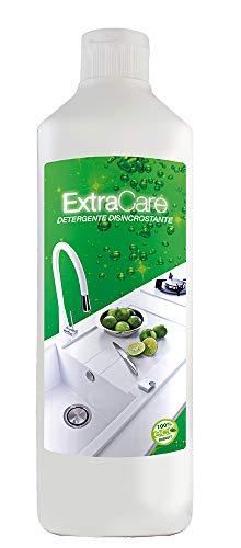 PLADOS EXTRACARE detergente disincrostante Pulizia dei lavelli in Materiale Composito