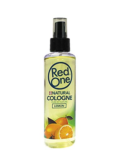 Redone Spray Cologne 3 x 150ml Lemon Natural Cologne Zitrone Limon Kolonya Zitronenwasser