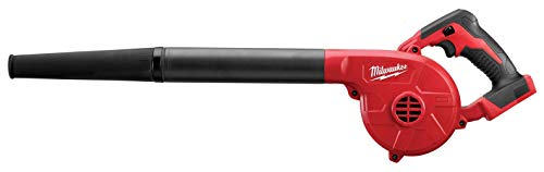 Milwaukee Tool 0884-20 3 Speed Bare Tool Compact Blower 18 Volt 100 CFM