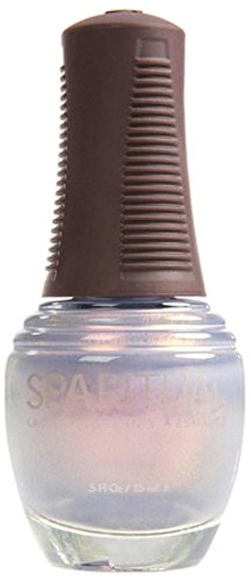 薬用針実行SpaRitual スパリチュアル ネイルラッカー イッツ レイニング マン15ml #80367