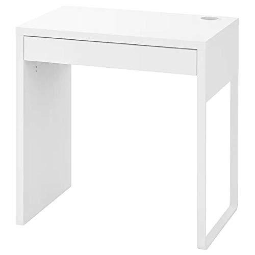 IKEA MICKE - Escritorio (73 x 50 cm), color blanco