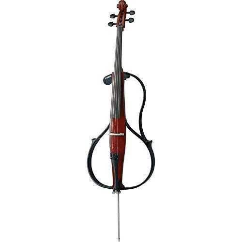 Yamaha SVC-110SK Silent Electric Cello Brown